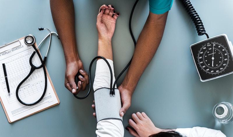 High Blood Pressure & High Cholesterol